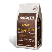 Naturea GF dog Growth - Puppy all breeds 2kg