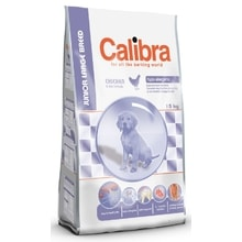 Calibra Dog Junior Large Breed 3kg