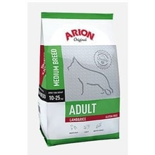 Arion Dog Original Adult Medium Lamb Rice 12kg
