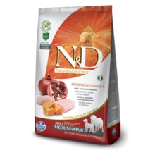N&D GF Pumpkin DOG Adult M/L Chicken 100g