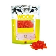 WOOLF pochoutka chicken chunkies 100g