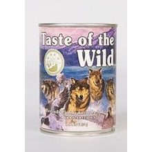 Taste of the Wild konzerva Wetlands Wild Fowl 375g