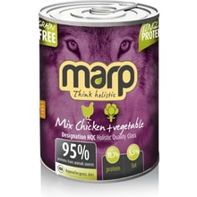 Marp mix chicken + vegetable konzerva 400g