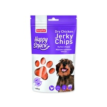 Pochúťka BEAPHAR Happy Snack Dog kuracie chipsy 60 g