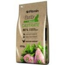 Fitmin cat Purity Castrate - 10 kg