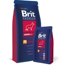 Brit Premium Dog Senior L 3kg
