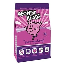 MEOWING HEADS Purr-Nickety 4kg