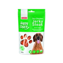 Pochúťka BEAPHAR Happy Snack Dog kurací steak 60g