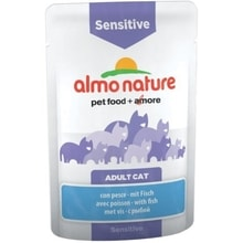 Almo Nature Functional WET Sensitive - ryba