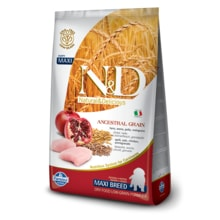 N&D LG DOG Puppy Maxi Chicken & Pomegranate 2,5kg