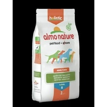 Almo Nature Holistic DRY DOG Small Adult - Jehněčí s rýží