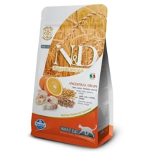 N&D LG CAT Adult Codfish & Orange 50g