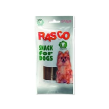 Pochúťka RASCO Dog Dental kríž s propolisom 45g