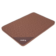 Matrac pre psa Reedog Thin Brown Bone