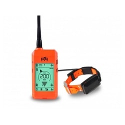 GPS Positionsgeber Dogtrace DOG GPS X22 Set für zwei Hunde - Orange
