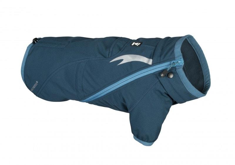Softšelová bunda pro psy Hurtta Chill Stopper - 65 - 30 dní na vyskúšanie