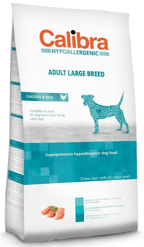Calibra Dog HA Junior Large Breed Chicken20kg