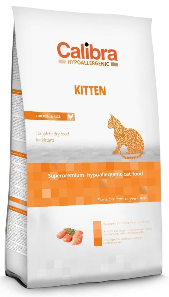 Calibra Cat HA Kitten Chicken2kg