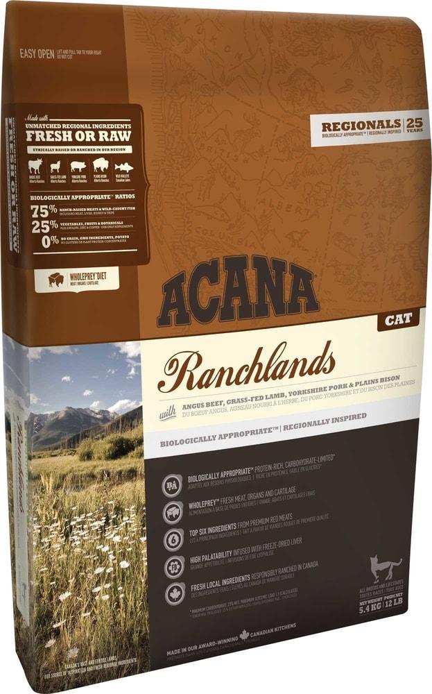 Acana Ranchlands Cat 5,4kg