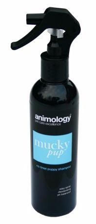 Bezoplachový šampon pro psy Animology Mucky Pup