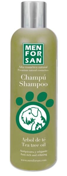 Menforsan Přírodní šampon proti svědění s TeaTree olejem 300ml