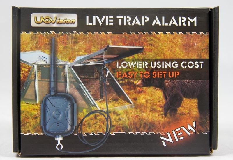 UOVision LTA past (Live Trap Alarm)