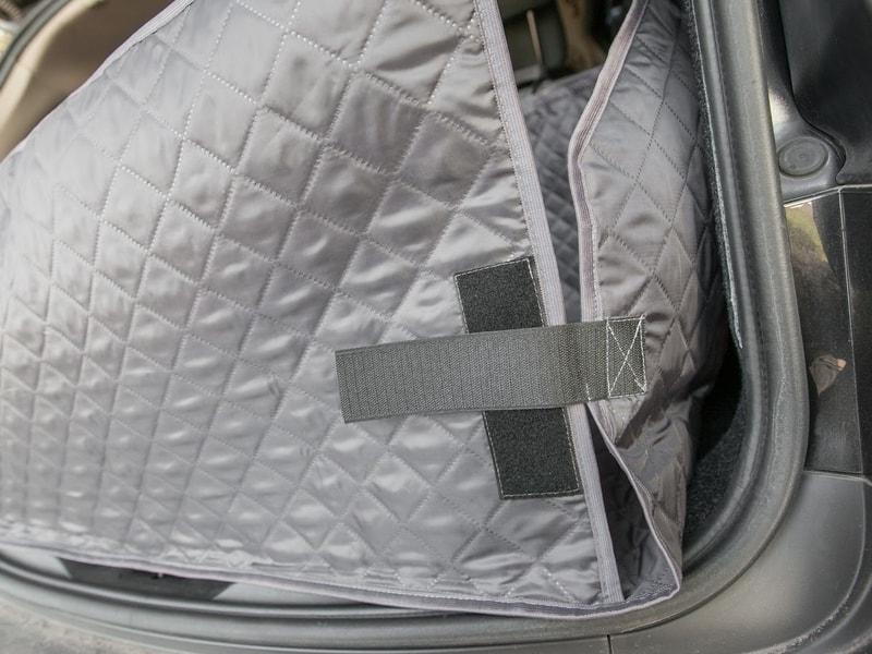 Reedog ochranný potah do kufru pro psy - šedý