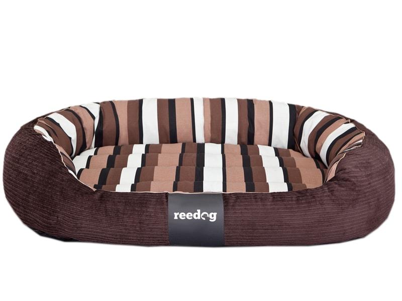 Pelíšek pro psa Reedog Round Strips