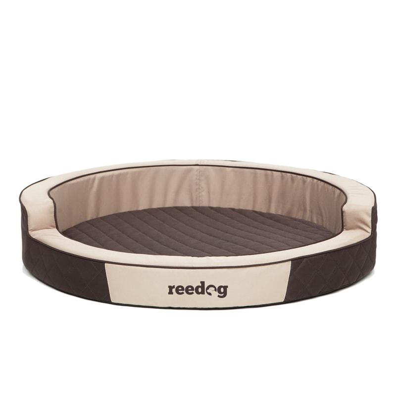 Reedog Pelíšek pro psa Brown Ring