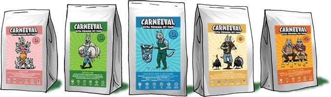 Carneeval Light Healthy Classic 6kg