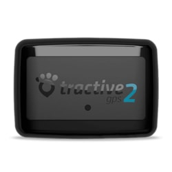 Tractive 2 GPS Tracker pro psy a kočky