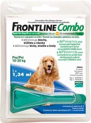 Frontline Combo antiparazitní pipeta pro psy M 1 x 1,34 ml