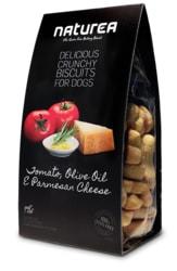 Naturea GF sušenky - rajče,olivový olej, parmazán 230g