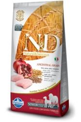 N&D LG DOG Senior S/M Chicken & Pomegranate 800g