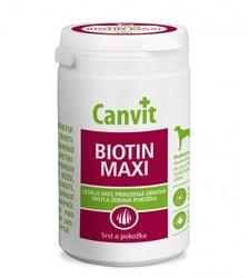 Canvit Biotin Maxi pro psy 500g