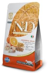 N&D LG CAT Adult Codfish & Orange 300g