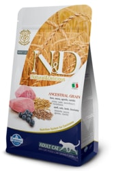 N&D LG CAT Adult Lamb & Blueberry 50g