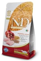 N&D LG CAT Neutered Chicken & Pomegranate 5kg