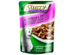 Kapsička STUZZY Dog Speciality telecí + těstoviny 100g