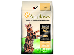 APPLAWS Dry Cat Chicken 400g