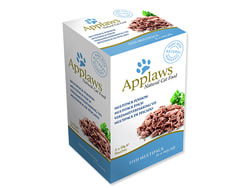 Kapsičky APPLAWS Cat Fish Meat in Jelly multipack 250g