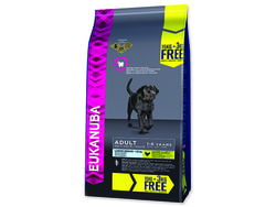 EUKANUBA Adult Large Breed - BONUS 18kg