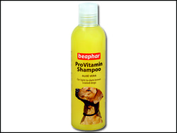 Šampón BEAPHAR ProVitamin pro zlatou a hnědou srst 250ml