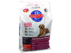 HILL`S SP Canine Adult Advanced Fitness Large Breed Lamb & Rice 12kg