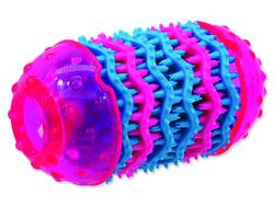 Hračka DOG FANTASY TPR Dental růžová 14,4 cm