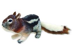 Hračka DOG FANTASY textilní chipmunk 33 cm