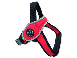Postroj TRE PONTI reflexní od 40 do 60 kg červený