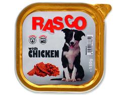 Paštika RASCO Dog s kuřecím masem 150g