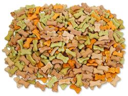 Sušenky RASCO Dog mini kost mix 10kg