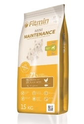 Fitmin dog mini maintenance - 15kg